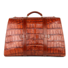 rustic alligator carry all bag frank clegg made in usa 3