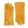 Hestra natural yellow unlined elk gloves