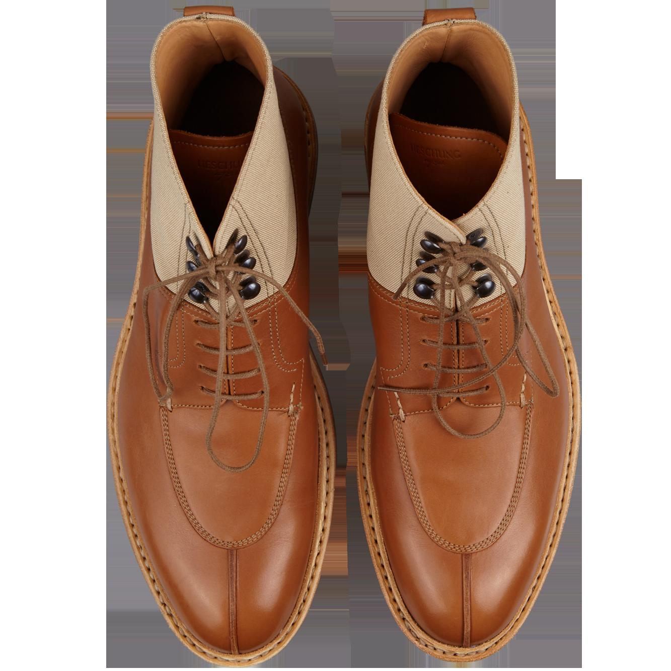 Heschung Ginkgo Boots Gold Top