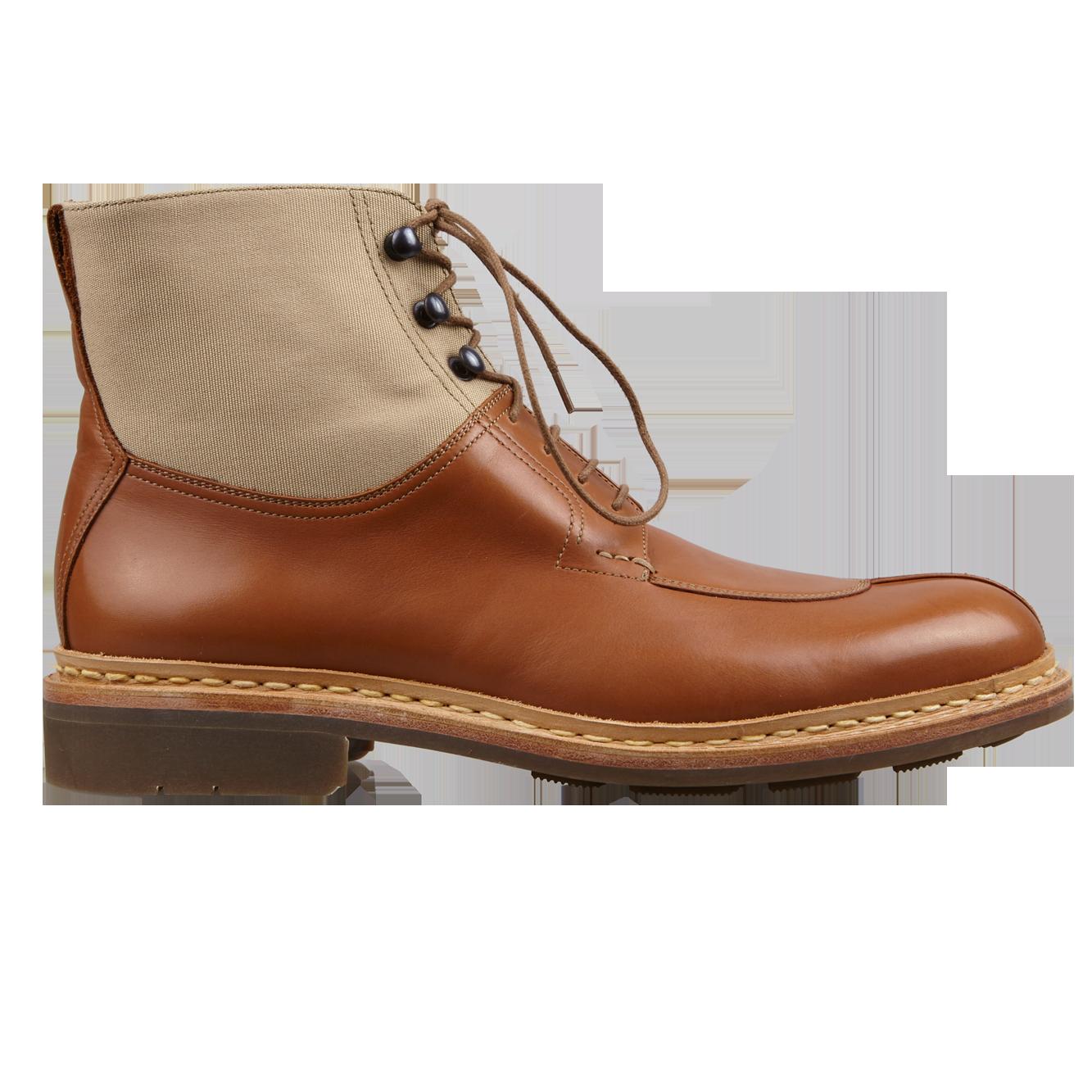 Heschung Ginkgo Boots Gold Side