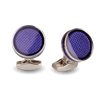 Purple Tablet Ice Cufflinks
