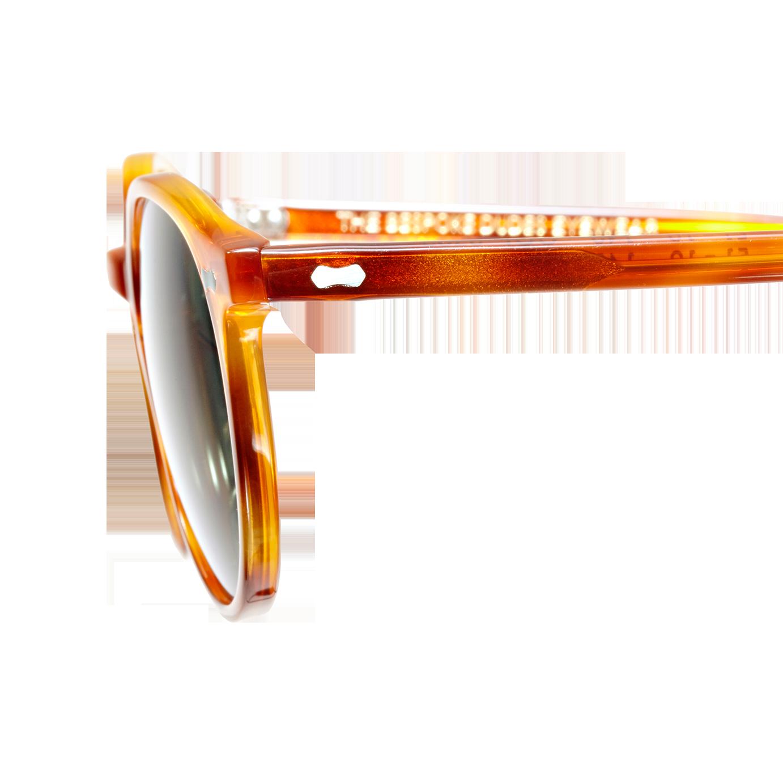 The Bespoke-Dudes Cran Classic Tortoise Sunglasses Inside