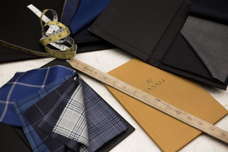 Made to measure at Richard Gelding London