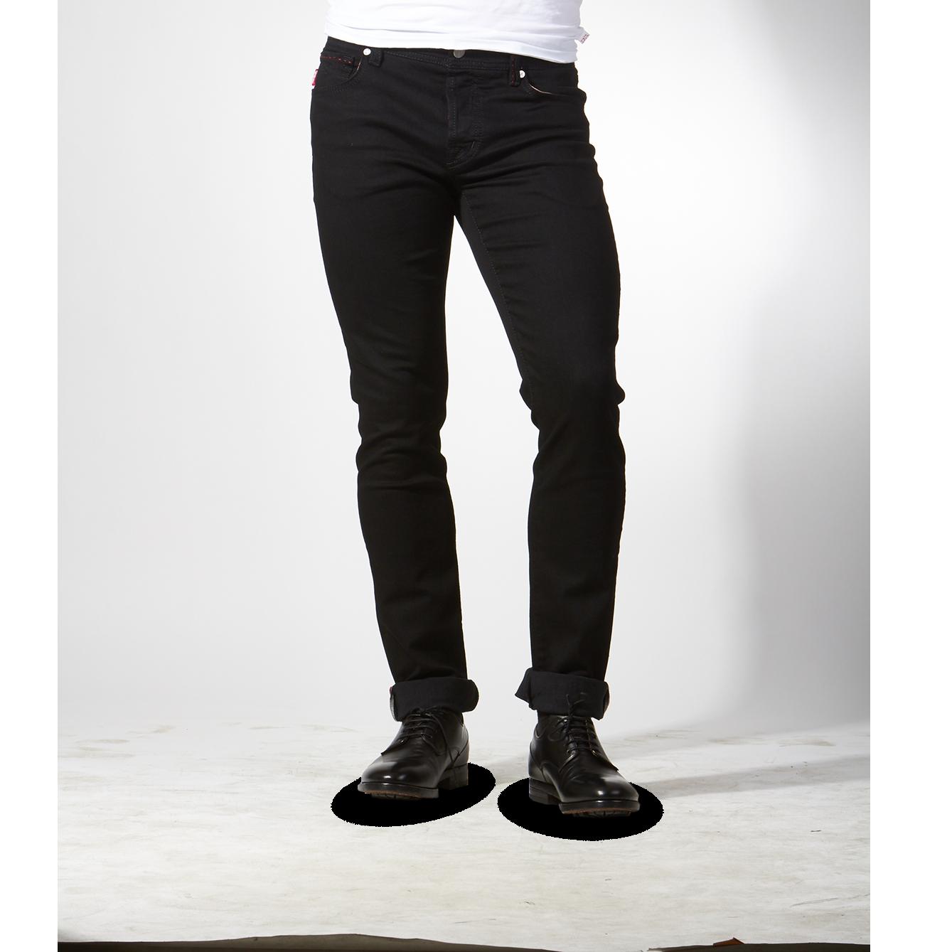Black Leonardo 1 Moon Jeans
