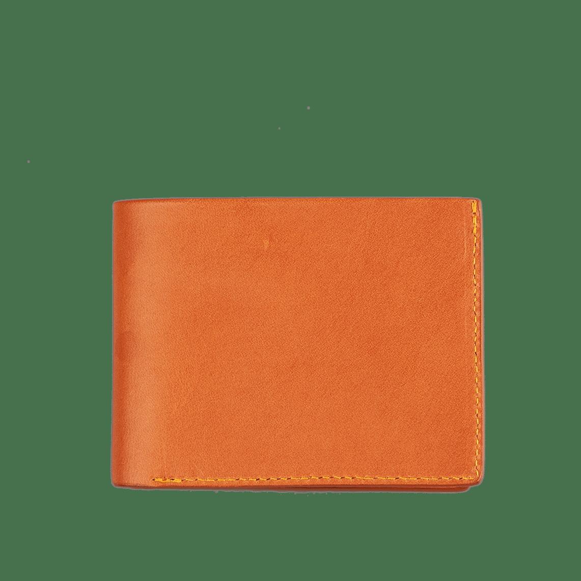 Frank Clegg Tan Bifold Wallet