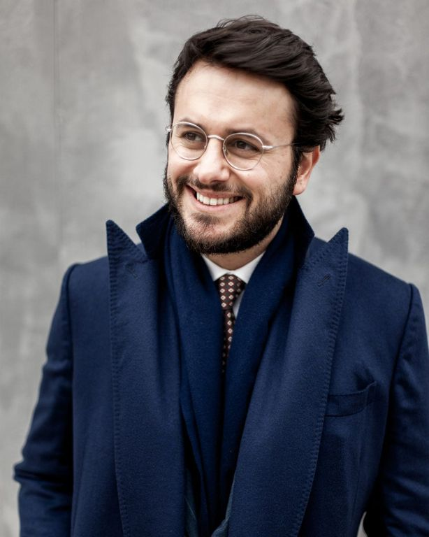 Fabio Attanasio Founder of The Bespoke Dude's Eyewear
