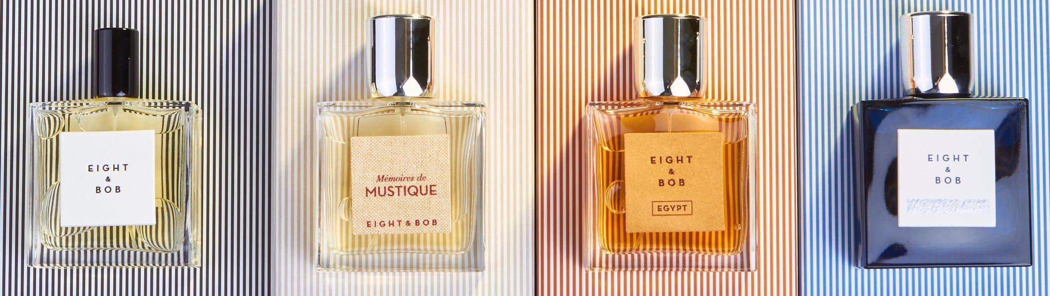 Eight & Bob fragrances