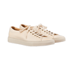 Buttero Off White Cream Sneakers Front