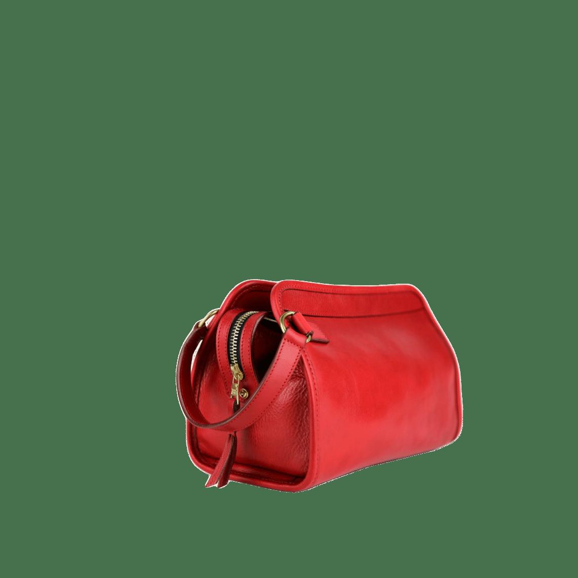 Frank Clegg Red Travel Kit Front