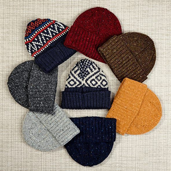 Seasonal Hats at Baltzar