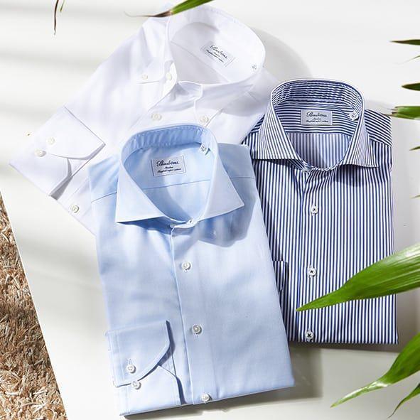 Stenströms Shirts at Baltzar