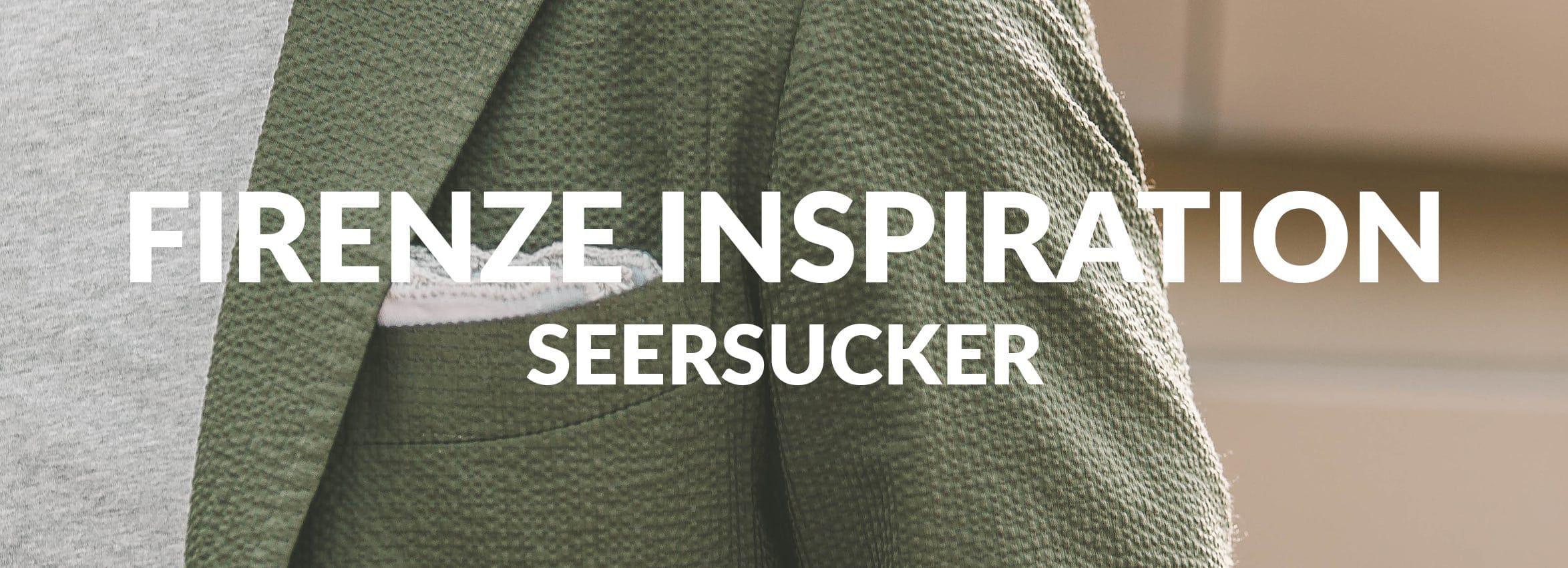 Firenze Inspiration Seersucker