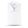 Mazzerelli White Point Collar Slim Shirt Feature