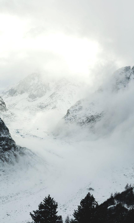 Chamonix Glacier View