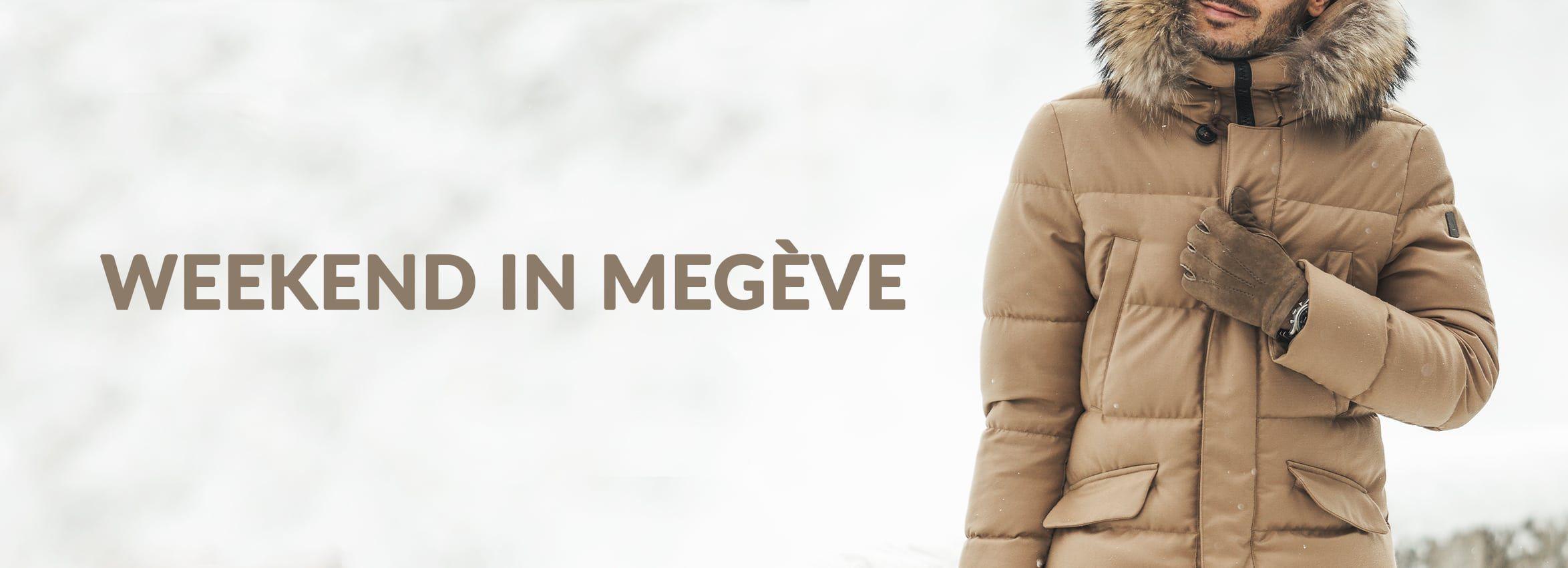 weekend in megève