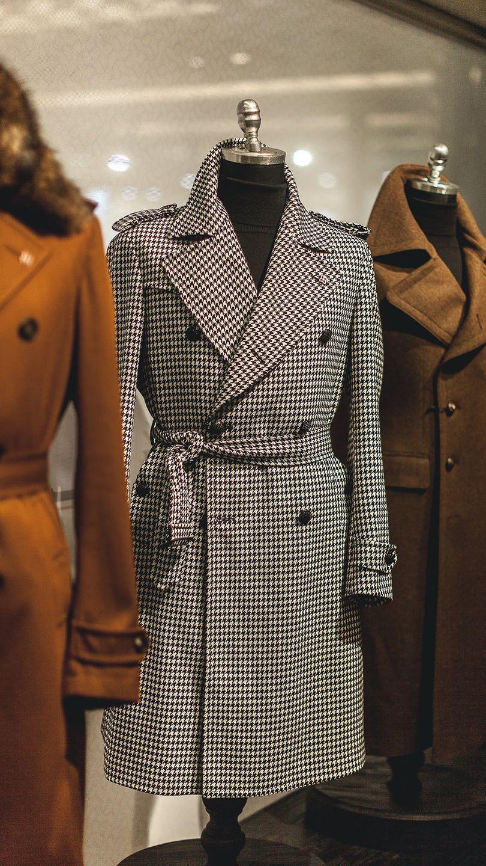 Overcoats from Tagliatore at Pitti Uomo 93