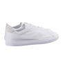 CQP White Suede Racquet Sneakers Back
