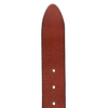Anderson's Brown Saddle Leather Edge