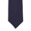 Dreaming of Monday Navy 7-Fold Wool Silk Tie Front