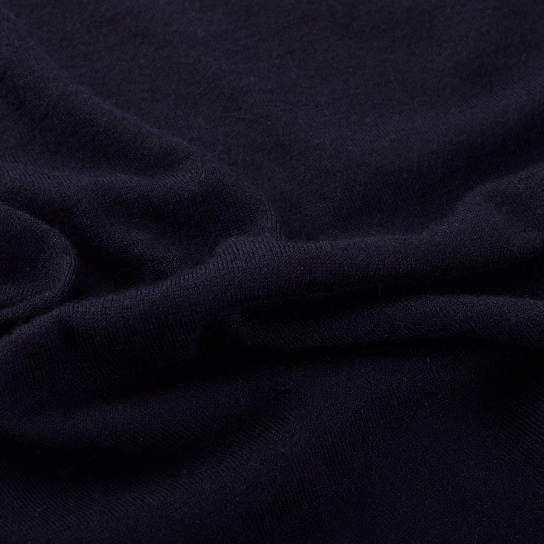 1906 Baltzar Navy Short Sleeve Polo Fabric