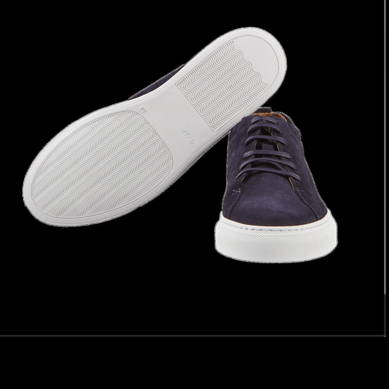 CQP Prussian Blue Tarmac Sneakers Sole