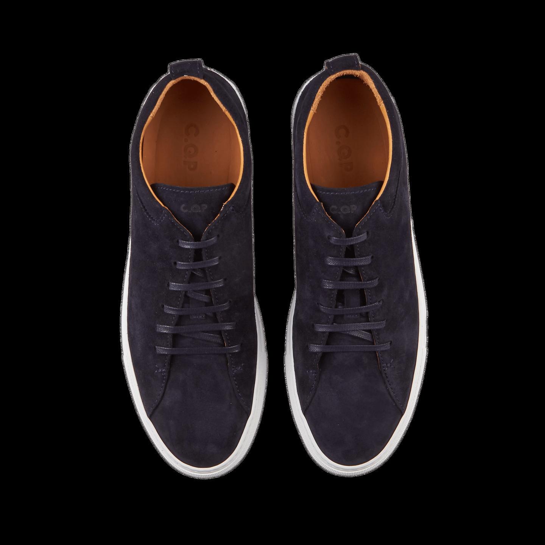 CQP Prussian Blue Tarmac Sneakers Top