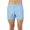 Sunspel Sky Blue Swim Short Front