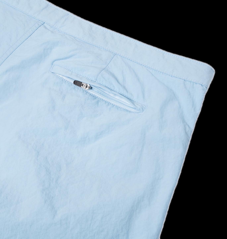 Sunspel Sky Blue Swim Short Pocket