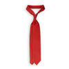 E.Marinella Red Geometric Printed Silk Tie Feature