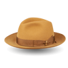 Camel Alessandria Fedora Medium Brim Hat Feature