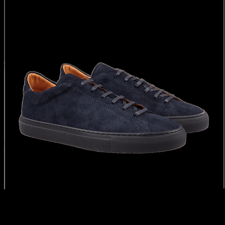 CQP All Blue Raquet Sr Sneakers Front
