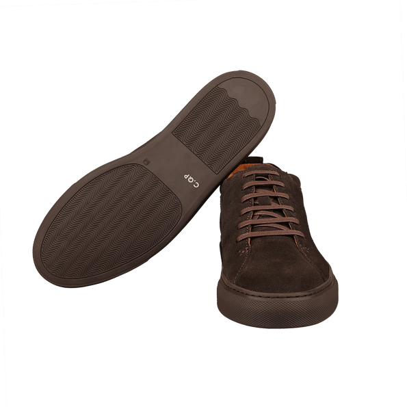 CQP Ebony Brown Tarmac Sneakers Sole