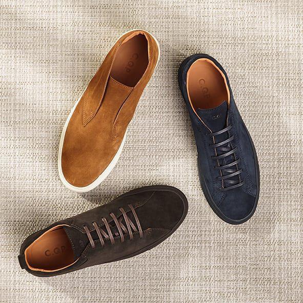 CQP Sneakers Tarmac Racquet Portico