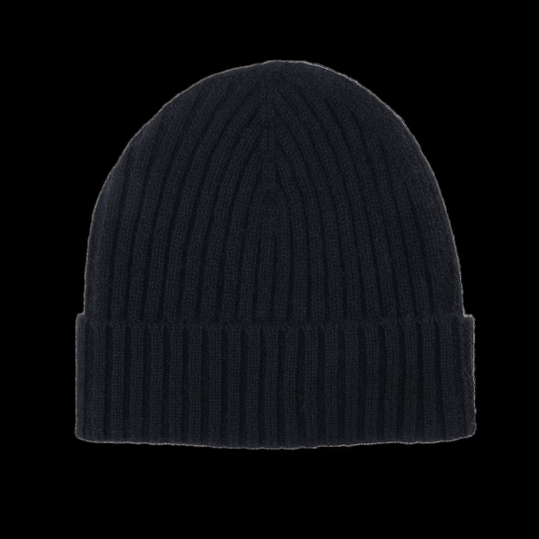 Amanda Christensen Black Cashmere Cap Feature
