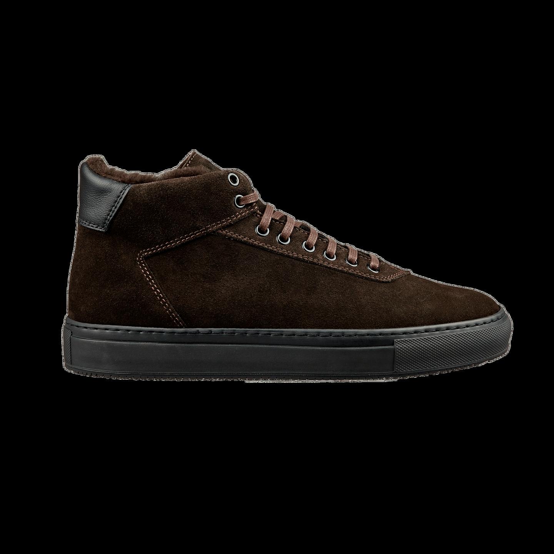 CQP Teddy Brown Montem Sneakers Side