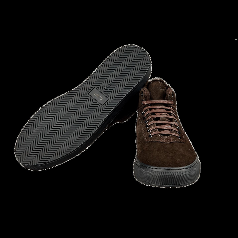 CQP Teddy Brown Montem Sneakers Sole