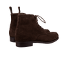 Carmina Brown Marron Suede Forest Norwegian Boots back