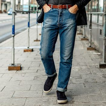 Zaremba Magnum Jeans at Baltzar