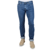 Canali Light Blue Stretch Canali Jeans Front