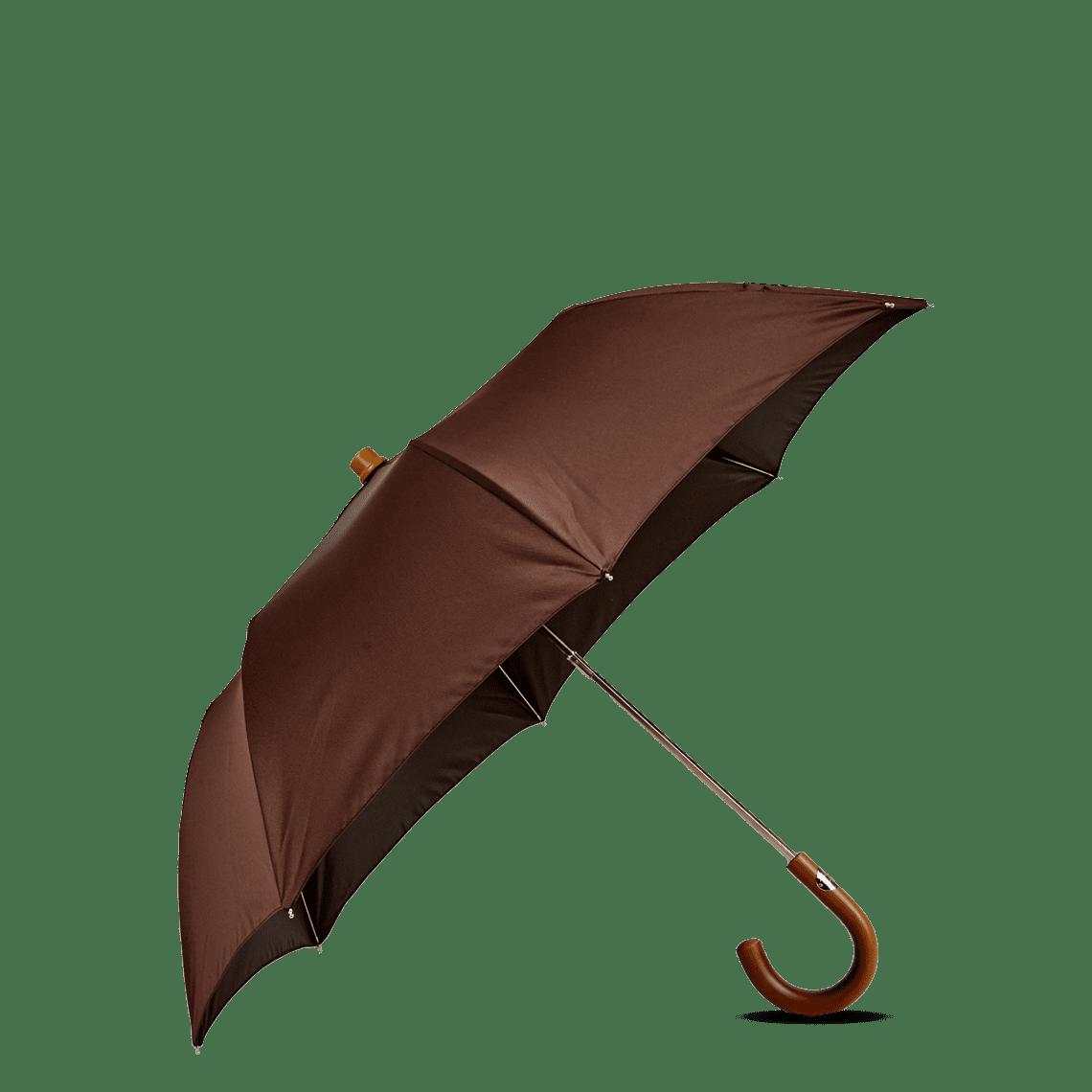 Maglia Francesco Brown Foldable Umbrella Feature