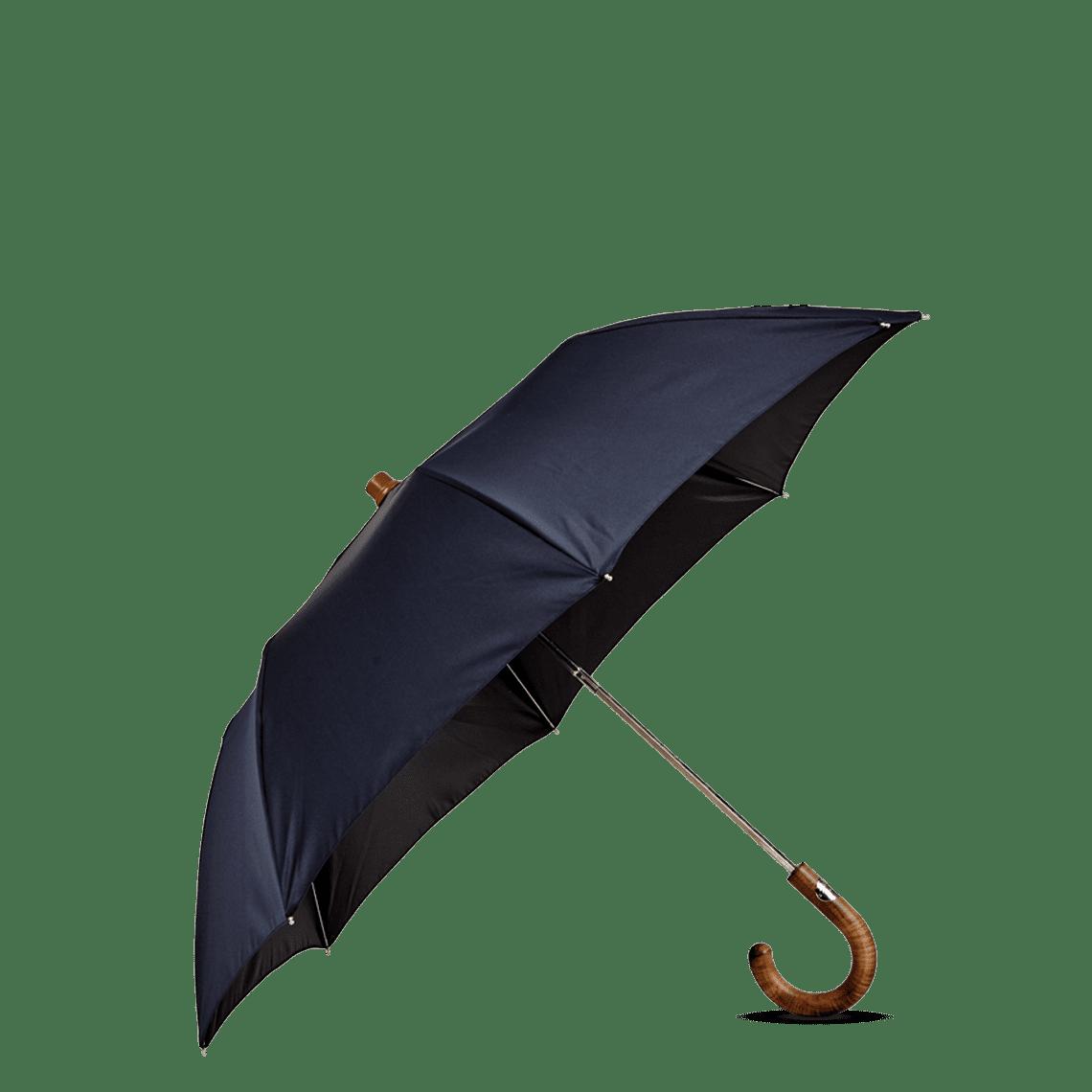 Maglia Francesco Navy Foldable Umbrella Feature