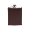 Ettinger Chestnut Hip Flask Front