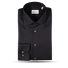 Stenströms Black Fitted Body Shirt Feature