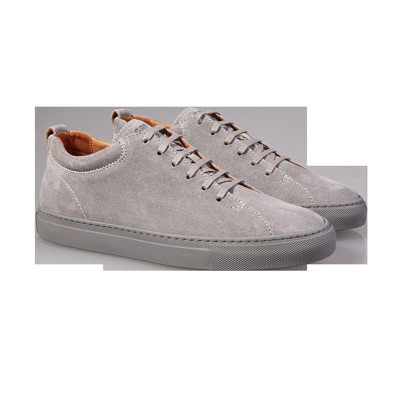 CQP Grey Granit Tarmac Sneakers Front