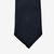 Dreaming of Monday Dark Navy 7-Fold Wool Twill Tie Tip