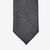 Dreaming of Monday Grey Glen Plaid 7-Fold Vintage Wool Tie Tip