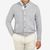 Gran Sasso Light Grey Melange Wool Buttoned Cardigan Front