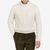 Fedeli Off White Wool Cashmere Crew Neck Front