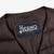 Herno Brown Light Goose Down Legend Gilet Collar