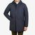 Herno Navy Laminar Nylon Gore-Tex Padded Parka Feature
